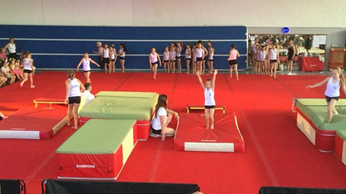 AVL gymnastique Langon